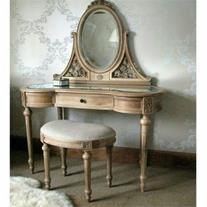 طراحی دکوراسیون داخلی - سرویس خواب - کابینت - میز