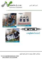 فروش محصولات WTW آلمان PH متر