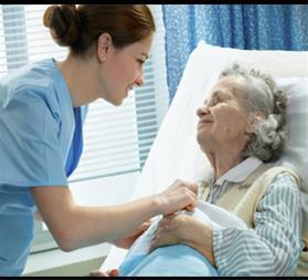پرستاری از بیمار در منزل و بیمارستان - 1