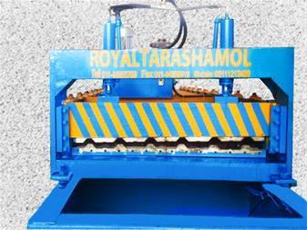 ساخت و تولید دستگاه رول فرمینگ ذوزنقه - 1