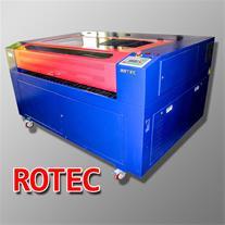 دستگاه برش لیزری و حکاکی لیزری روتک ROTEC