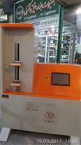 دستگاه تنسایل - دستگاه اندازه گیری کشش ایزوگام