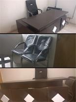 ست میز و صندلی مدیریت