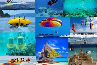تور مانیل و جزیره بوراکای اردیبهشت96