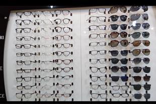 فروش انواع عینک های طبی و آفتابی