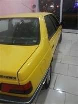 فروش و معاوضه تاکسی برون شهری پژو 405