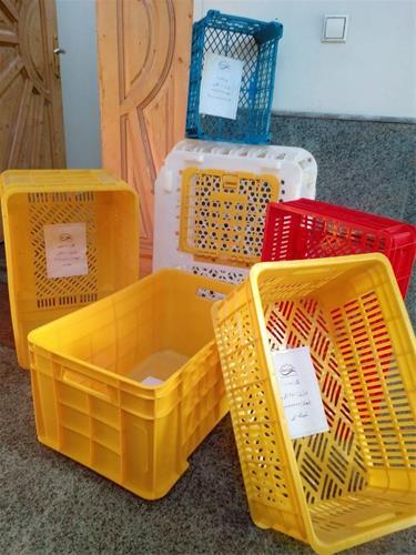 سبد حمل مرغ زنده و قفس مرغ - 2