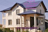 خدمات پوشش سقف شیبدار