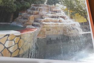 آبشار باسنگ قواره 09158261019