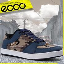 فروش کفش اکو مدل چریکی
