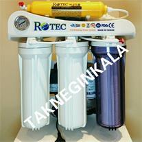 دستگاه تصفیه آب خانگی آروتک - ROTEC