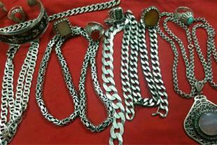 فروش انگشتر ، زنجیر ، دستبند