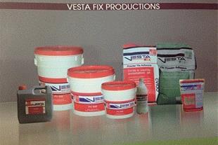 چسب کاشی و سرامیک و پودر بندکشی- وستا فیکس