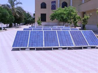 آموزش سیستم خورشیدی در قزوین - 1