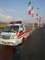فروش آمبولانس دلیکا مدل 2007 سند شخصی