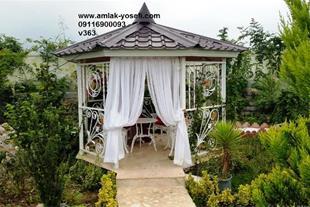فروش باغ فضاسازی شده
