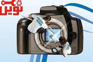 تعمیر تخصصی لنز دوربین