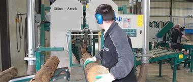 طراحی و سازنده ماشین آلات برش چوب و تخته - 1