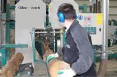 طراحی و سازنده ماشین آلات برش چوب و تخته