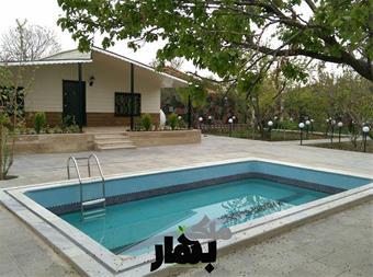 1000متر باغ با70متر ویلا در دینار آباد شهریار - 1