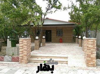 فروش 1000متر باغ ویلا در اندیشه - کد 244 - 1