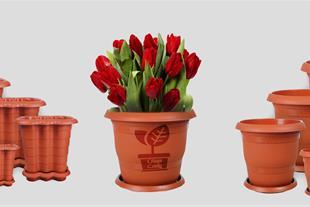 فروش گلدان مدرن و زیبا