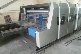فروش دستگاه چاپ فلکسو و دستگاه کارتن سازی - 1