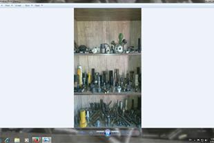 تولید و توزیع انواع پیچ مهره های صنعتی