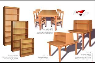 تولیدکننده تجهیزات کتابخانه ای و مبلمان اداری