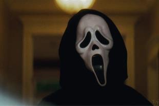 ماسک روح  Ghost Mask