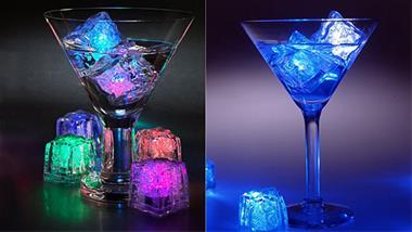 یخ LED هفت رنگ 8 عددی - 1