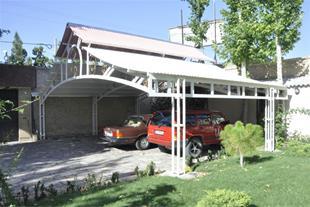 ساخت سایبان و آلاچیق و پارکینگ ، نصب کفپوش