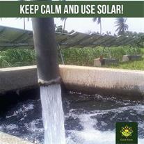فروش پمپ آب خورشیدی مدل QDX15-10-0.75FH
