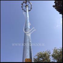 برج روشنایی شهری و برون شهری ، فرودگاه پارک محوطه