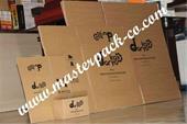 چاپ و تولید انواع جعبه مقوایی ، لمینتی ، کارتن
