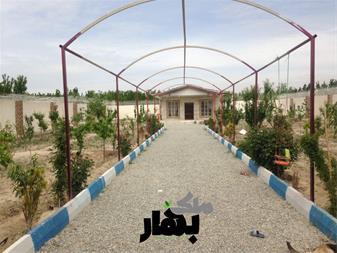 باغ ویلای 1250 متری در شفق شهریار - 1