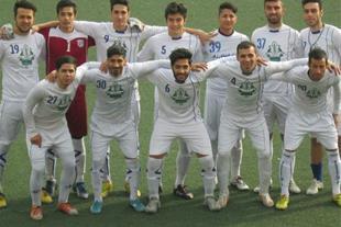 تست باشگاه فرهنگی ورزشی گسترش فولاد تهران