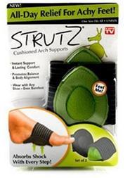 درمان پادرد و صافی کف پا با استروتز strutz - 1