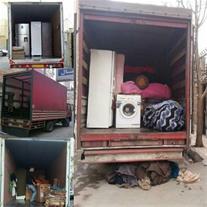 حمل و جابجایی اثاثیه منزل