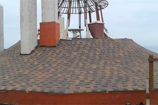 اجرای سقف های شیبدار اندوویلا ، شینگل - بام شمال