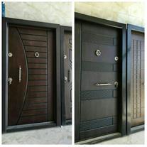 درب ضد سرقت و چوبی ارزان قیمت در شیراز و جنوب کشور - 1