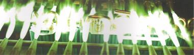 فلاکس مایع/ گاز فلاکس Green Flame Liquid Flux - 1