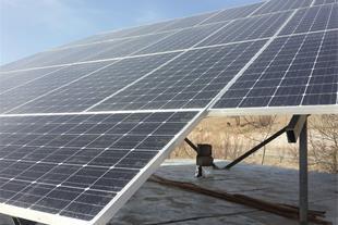 برق خورشیدی - تجهیز کانکس به برق خورشیدی