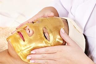 جدیدترین ماسک طلا به همراه صابون دکتر راشل