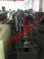 رول فرمینگ خط کامل تولید سازه های قفسه بندی