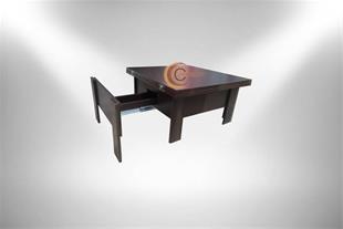 میز نهار خوری و جلو مبلی چوبینکو