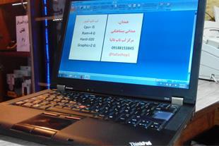 فروش لپ تاپ لنوو t410