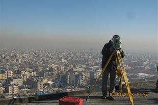 نقشه بردار در مشهد