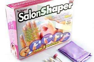 ست مانیکور سالن شیپر Salon Shaper