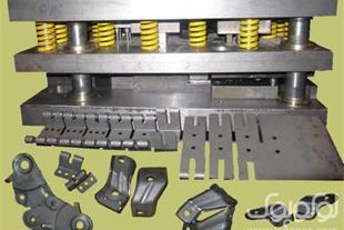 آموزش طراحی قالب های فلزی